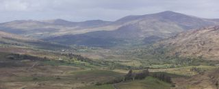 The Sheen Valley on The Ring of Beara